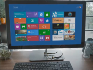 Windows 8 Debuted Oct. 26, 2012